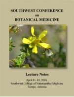 2016 Southwest Conference on Botanical Medicine