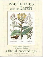 2004 Medicines from the Earth