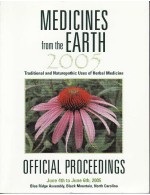 2005 Medicines from the Earth