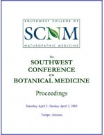 2005 Southwest Conference on Botanical Medicines