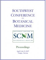 2007 Southwest Conference on Botanical Medicine
