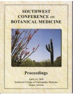2008 Southwest Conference on Botanical Medicine